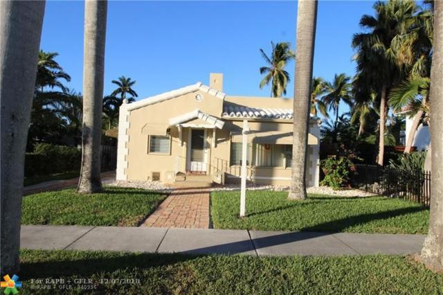 1125 Harrison St, Hollywood, FL 33019 (MLS #F10152739) :: Laurie Finkelstein Reader Team