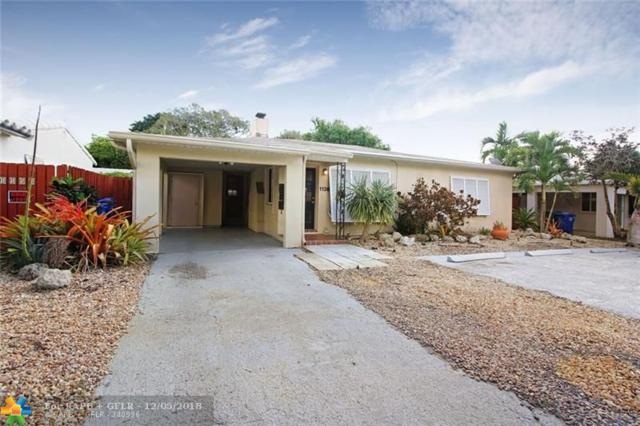1136 NE 13th Ave, Fort Lauderdale, FL 33304 (MLS #F10152744) :: Castelli Real Estate Services