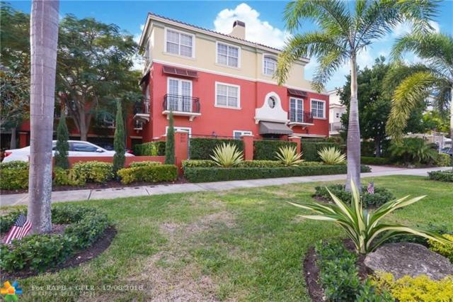 1839 NE 26th Ave #1839, Fort Lauderdale, FL 33305 (MLS #F10152762) :: Green Realty Properties