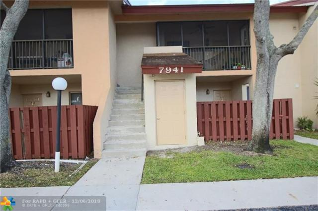 7941 Southgate Blvd 6A, North Lauderdale, FL 33068 (MLS #F10152829) :: Green Realty Properties