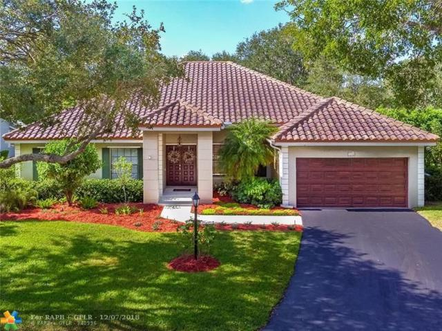 5342 NW 92nd Ln, Coral Springs, FL 33067 (MLS #F10152833) :: Green Realty Properties