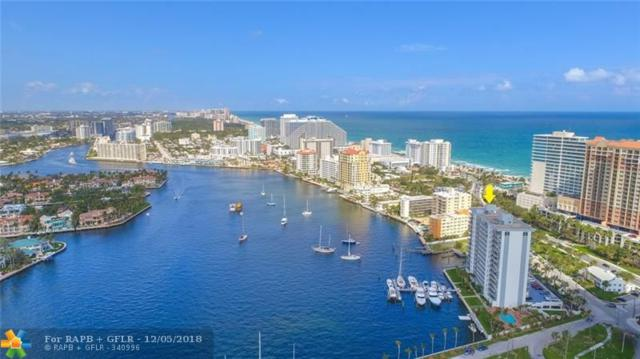 77 S Birch Rd 8D, Fort Lauderdale, FL 33316 (MLS #F10152844) :: The O'Flaherty Team
