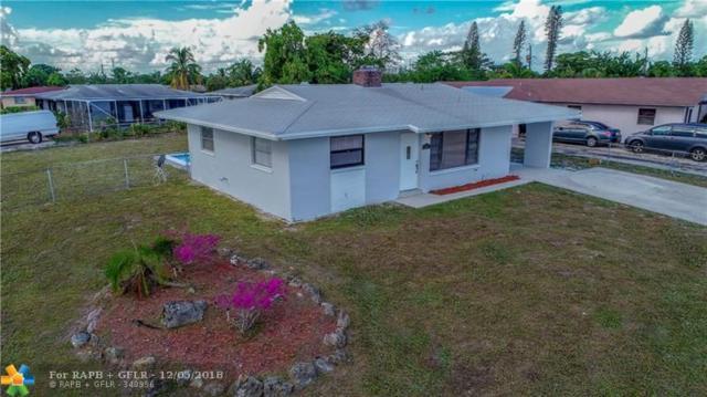 1801 NW 1st Ter, Pompano Beach, FL 33060 (MLS #F10152858) :: Green Realty Properties