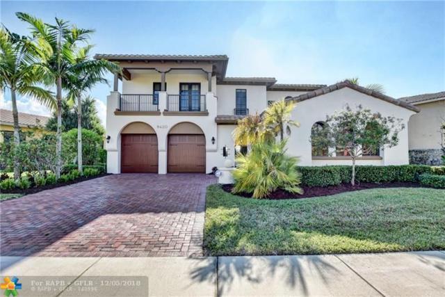 9420 Eden Manor, Parkland, FL 33076 (MLS #F10152869) :: United Realty Group