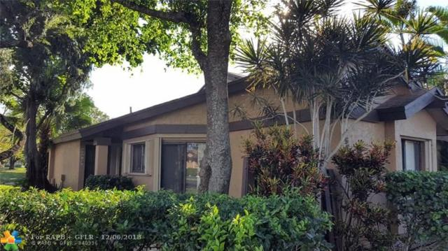 9544 NW 38th Ct #4, Sunrise, FL 33351 (MLS #F10152925) :: The Howland Group