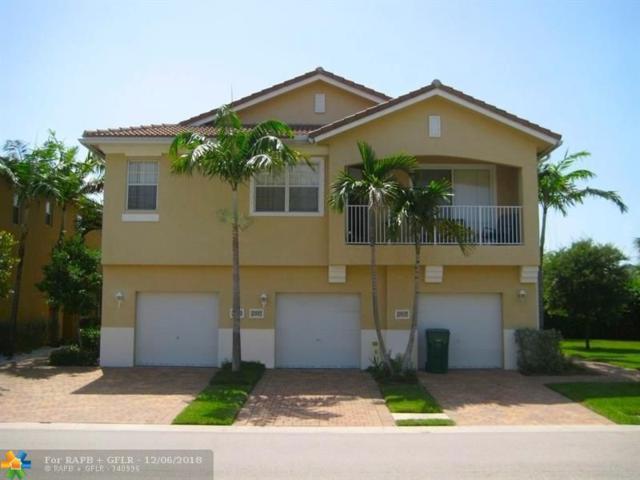 2921 Carvelle Dr ,, Riviera Beach, FL 33404 (MLS #F10152996) :: Green Realty Properties