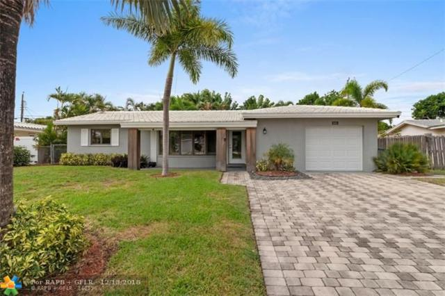 5351 NE 16th Ter, Fort Lauderdale, FL 33334 (MLS #F10153001) :: The O'Flaherty Team