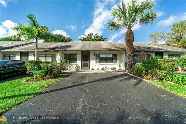 8107 NW 100th Dr #8107, Tamarac, FL 33321 (MLS #F10153009) :: Green Realty Properties