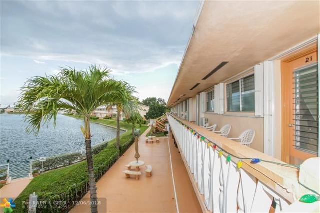 1000 SW 10th Ter 21P, Hallandale, FL 33009 (MLS #F10153013) :: Green Realty Properties
