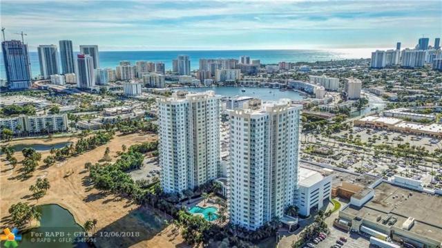 1745 E Hallandale Beach Blvd Ph05w, Hallandale, FL 33009 (MLS #F10153039) :: Green Realty Properties