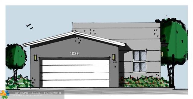 1085 NE 36th St, Oakland Park, FL 33334 (MLS #F10153076) :: Green Realty Properties
