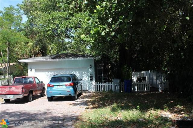 909 NE 5th St, Pompano Beach, FL 33060 (MLS #F10153086) :: Green Realty Properties