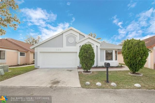 728 Holly St, North Lauderdale, FL 33068 (MLS #F10153097) :: Green Realty Properties