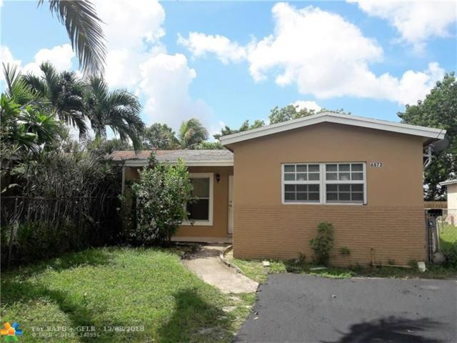6872 SW 18th Ct, North Lauderdale, FL 33068 (MLS #F10153106) :: Green Realty Properties