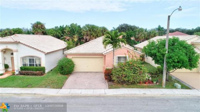 10355 SW 16th St, Pembroke Pines, FL 33025 (MLS #F10153112) :: The Howland Group