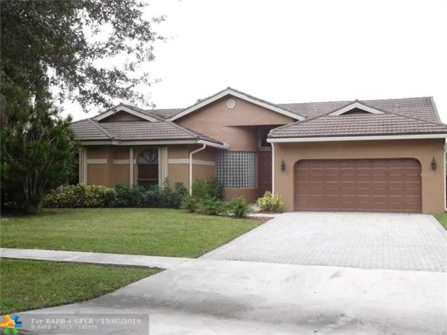 3522 Amsterdam Ave, Cooper City, FL 33026 (MLS #F10153140) :: Green Realty Properties