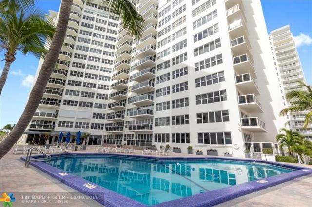 3700 Galt Ocean Dr #915, Fort Lauderdale, FL 33308 (MLS #F10153146) :: Green Realty Properties