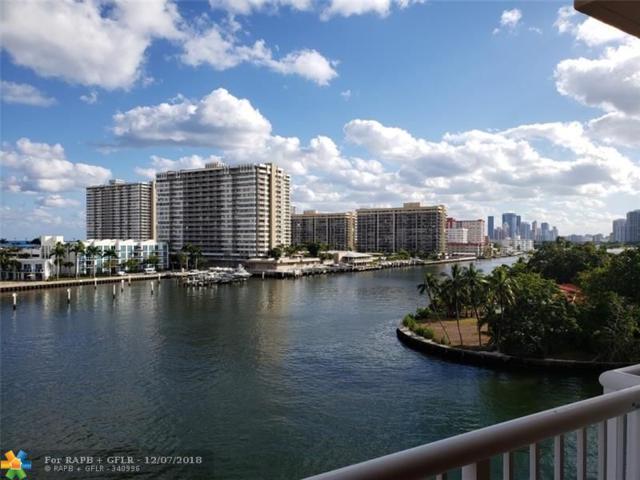 121 Golden Isles Dr #503, Hallandale, FL 33009 (MLS #F10153180) :: Green Realty Properties