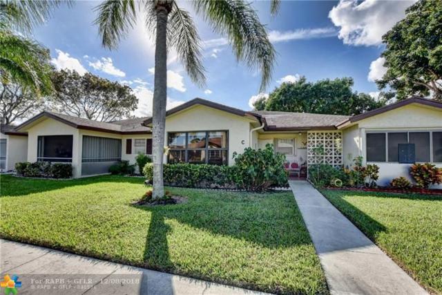14110 Nesting Way 14110 C, Delray Beach, FL 33484 (MLS #F10153286) :: Green Realty Properties