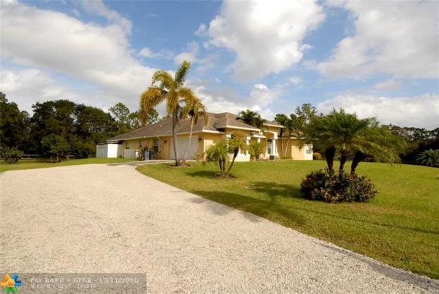 13833 42nd Rd, Royal Palm Beach, FL 33411 (MLS #F10153314) :: Castelli Real Estate Services