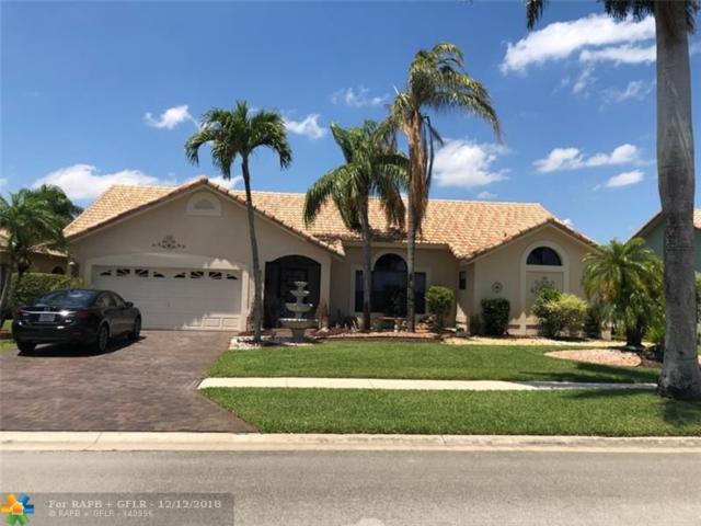 10165 Canoe Brook Cir, Boca Raton, FL 33498 (MLS #F10153349) :: Green Realty Properties