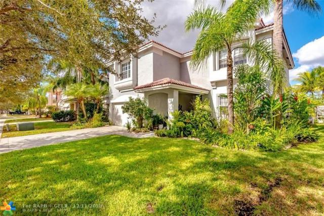 13737 NW 22nd Pl, Sunrise, FL 33323 (MLS #F10153376) :: Green Realty Properties