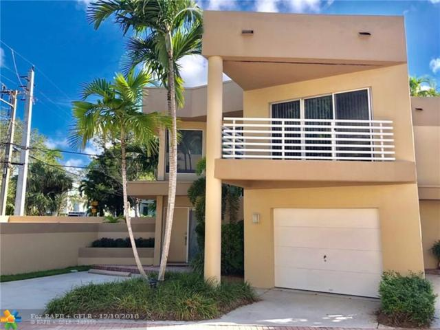 101 SE 15th Ave H, Fort Lauderdale, FL 33301 (MLS #F10153383) :: United Realty Group