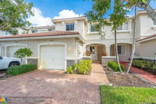 2007 Oakhurst Way #2007, Riviera Beach, FL 33404 (MLS #F10153391) :: Green Realty Properties