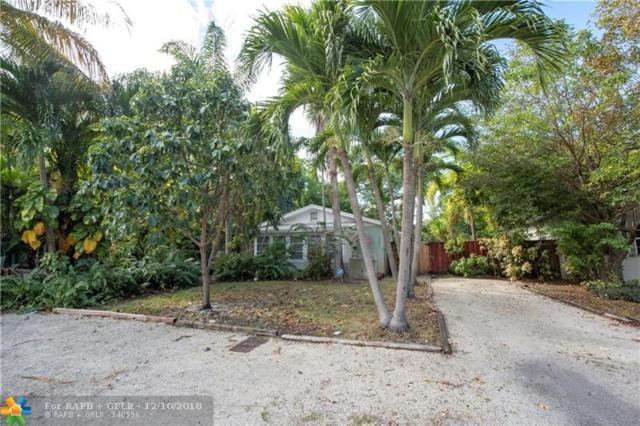 1207 NE 1st Ave, Fort Lauderdale, FL 33304 (MLS #F10153496) :: Castelli Real Estate Services