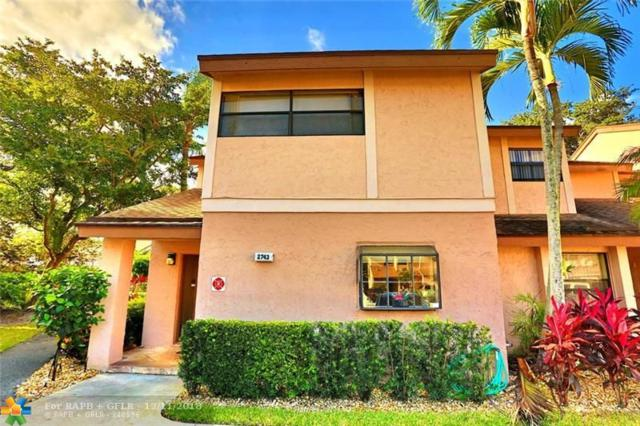 2743 N 42 Avenue #2743, Coconut Creek, FL 33066 (MLS #F10153557) :: Green Realty Properties