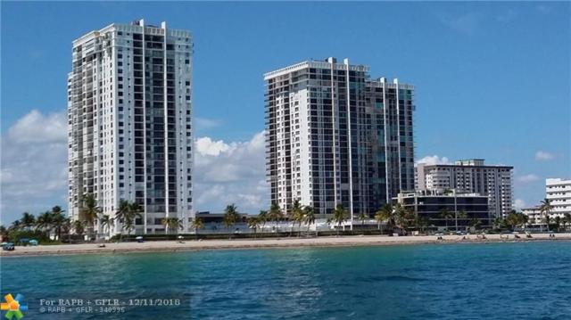 2201 S Ocean Dr #1602, Hollywood, FL 33019 (MLS #F10153568) :: Green Realty Properties