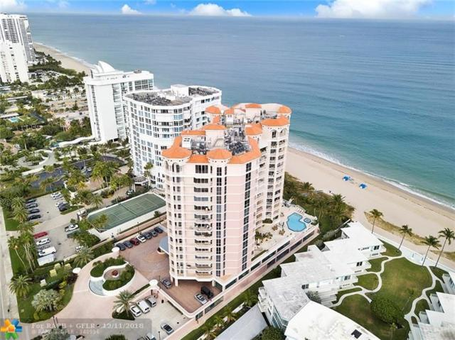 1460 S Ocean Blvd #401, Lauderdale By The Sea, FL 33062 (MLS #F10153658) :: The Howland Group