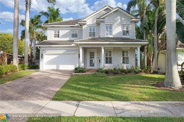 538 NE 17th Way, Fort Lauderdale, FL 33301 (MLS #F10153666) :: Laurie Finkelstein Reader Team