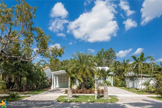 1621 NE 3rd Ct, Fort Lauderdale, FL 33301 (MLS #F10153865) :: Green Realty Properties