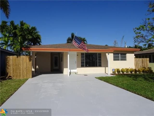 81 NE 47th St, Oakland Park, FL 33334 (MLS #F10153875) :: Castelli Real Estate Services
