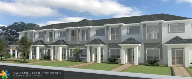 1490 NE 34th St #1490, Oakland Park, FL 33334 (MLS #F10153881) :: Castelli Real Estate Services