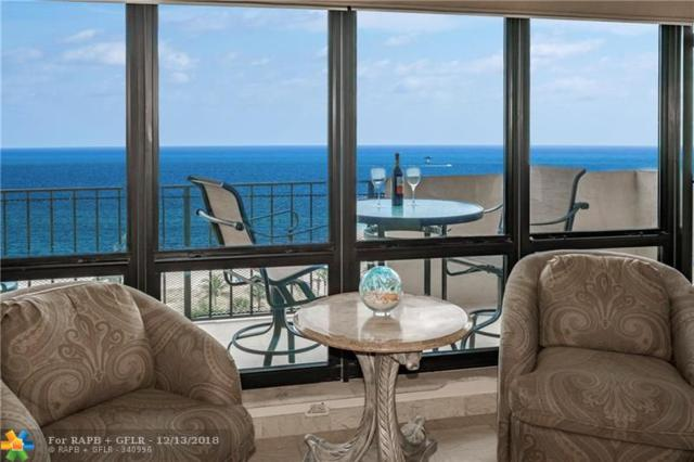 4900 N Ocean Blvd #1415, Lauderdale By The Sea, FL 33308 (MLS #F10153911) :: The Howland Group