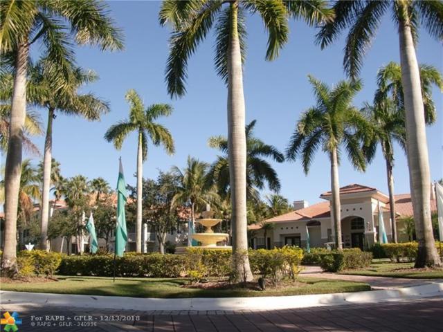 11787 W Atlantic Blvd 336-3, Coral Springs, FL 33071 (MLS #F10153941) :: Green Realty Properties