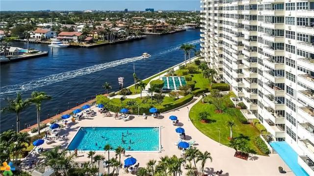 3200 NE 36th St #608, Fort Lauderdale, FL 33308 (MLS #F10153962) :: The Howland Group