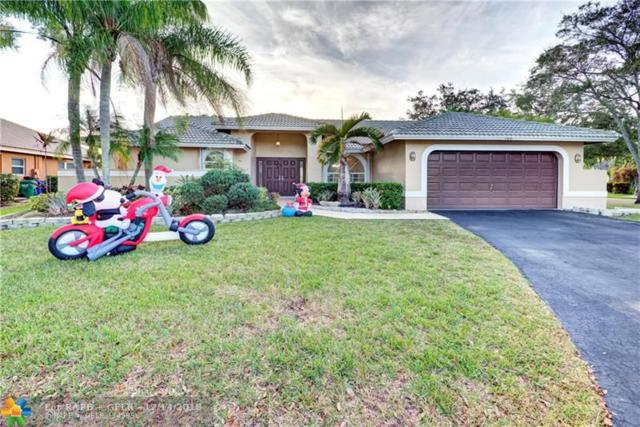 100 SW 121st Way, Coral Springs, FL 33071 (MLS #F10154017) :: Castelli Real Estate Services