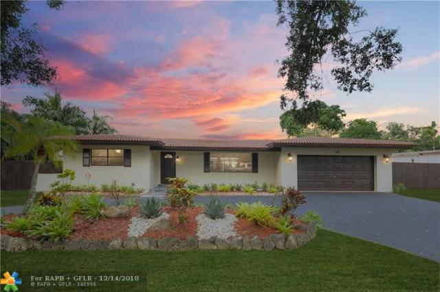 681 NW 67 Ave, Plantation, FL 33317 (MLS #F10154022) :: The Howland Group