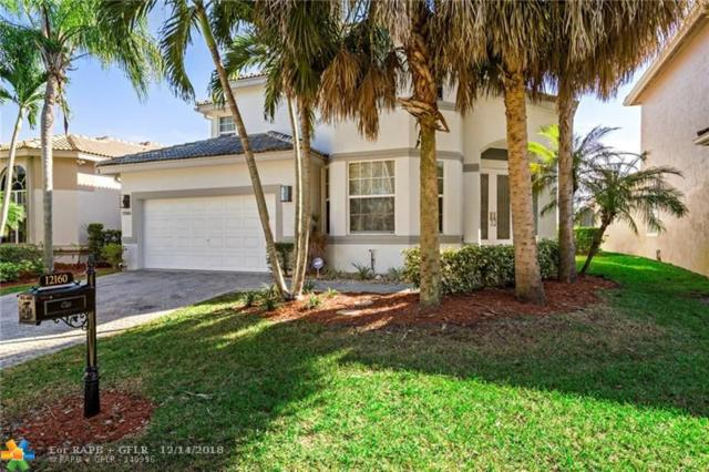 12160 NW 15th Ct, Coral Springs, FL 33071 (MLS #F10154073) :: Castelli Real Estate Services