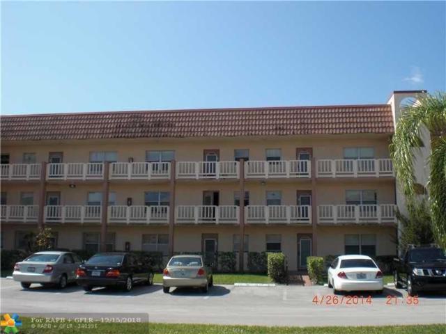 9281 W Sunrise Lakes Blvd #309, Sunrise, FL 33322 (MLS #F10154124) :: Green Realty Properties