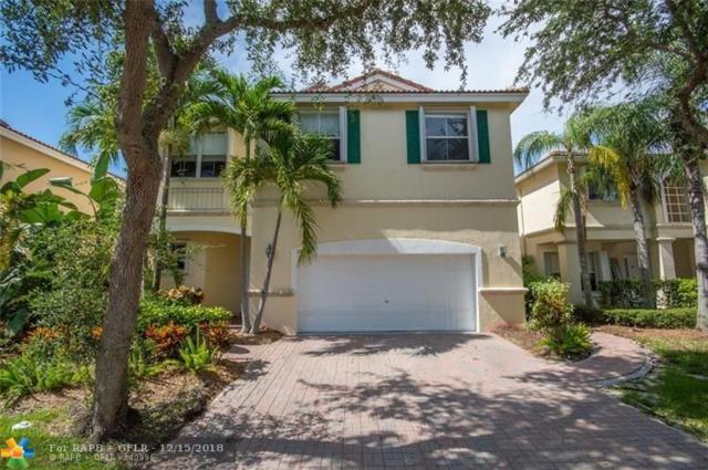 1070 Lyontree St, Hollywood, FL 33019 (MLS #F10154125) :: Green Realty Properties