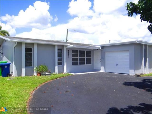 2419 NW 87th Ln, Sunrise, FL 33322 (MLS #F10154146) :: Castelli Real Estate Services