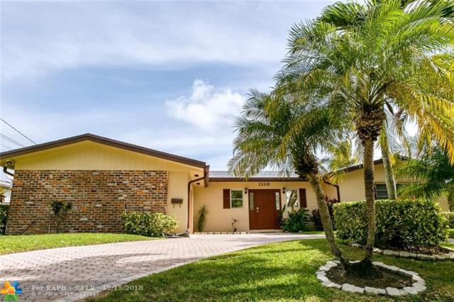 1110 SE 5th Ave, Pompano Beach, FL 33060 (MLS #F10154179) :: Green Realty Properties