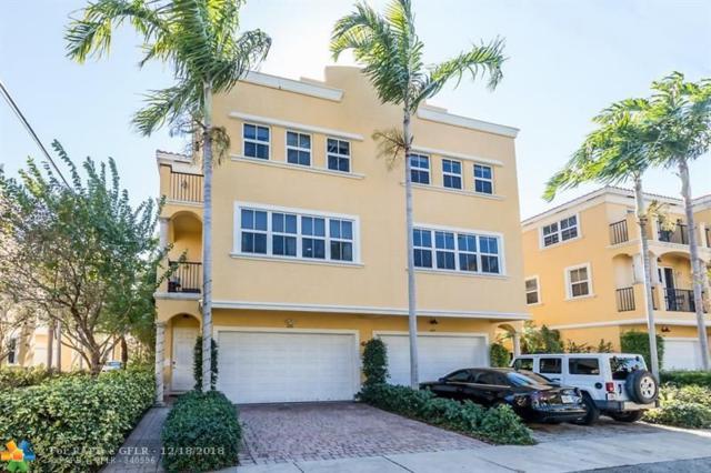 1606 NE 9th Street #19, Fort Lauderdale, FL 33304 (MLS #F10154406) :: Green Realty Properties