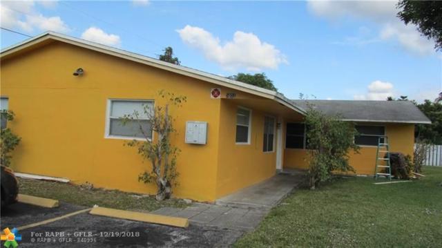 5201 NW 17 ST, Lauderhill, FL 33313 (MLS #F10154441) :: Green Realty Properties