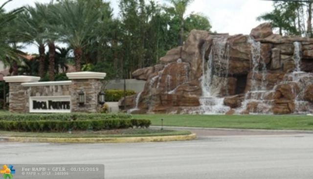 6497 Via Regina #6497, Boca Raton, FL 33433 (MLS #F10154452) :: Green Realty Properties