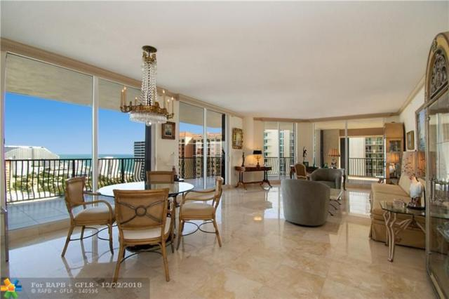 100 S Birch Rd #2302, Fort Lauderdale, FL 33316 (MLS #F10154798) :: The O'Flaherty Team